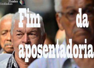 Por que a aposentadoria no Brasil irá acabar