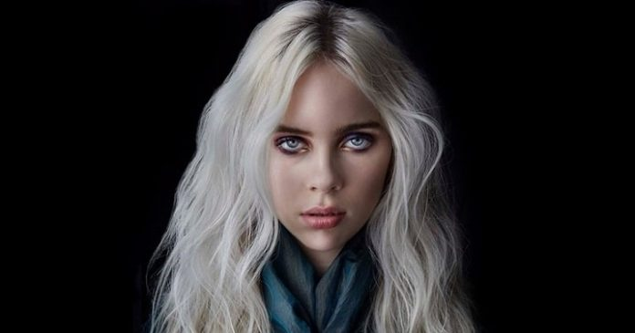 Billie Eilish – garotas boas vão para o inferno
