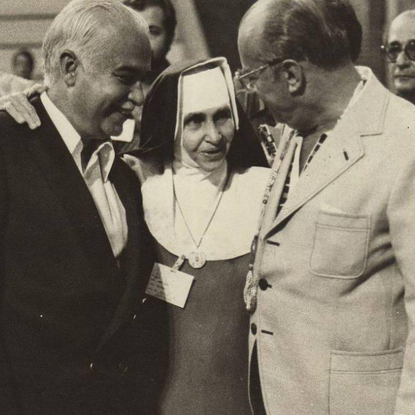 irma dulce canonizada - santa dulce dos pobres