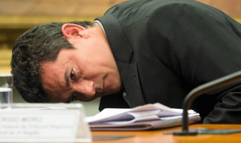 Sergio Moro pede demissão insatisfação