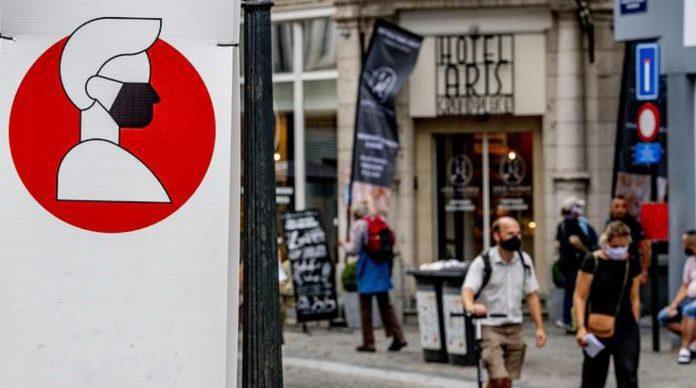 TV Holandesa informa reinfecção por covid-19 na Bélgica e Holanda