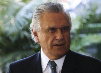 Caiado - governador de Goiás elogia Bolsonaro