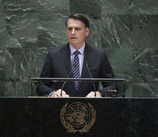 Bolsonaro irá rebater criticas sobre questões ambientais em discurso na ONU