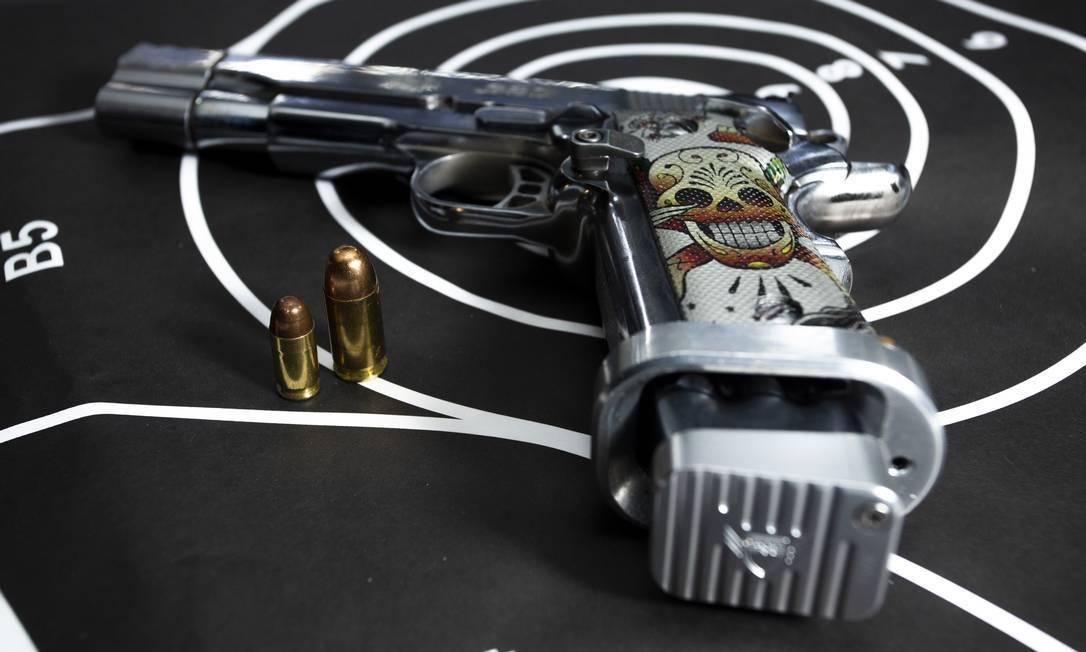 Brasil registra mais de 70 mil novas armas em 2020