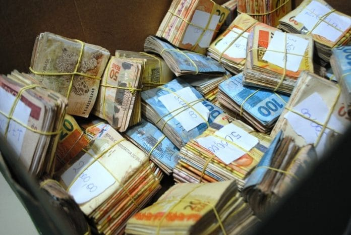 Ministério da Justiça arrecada R$ 100 milhões com apreensões do tráfico