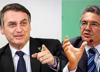 """Ministro do STF vota a favor de Bolsonaro depor por escrito no caso da """"Interferência na PF"""""""