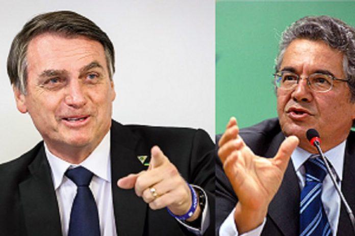 Ministro do STF vota a favor de Bolsonaro depor por escrito no caso da