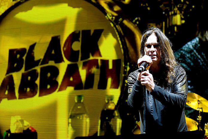 Ozzy Osbourne descarta um futuro show do Black Sabbath
