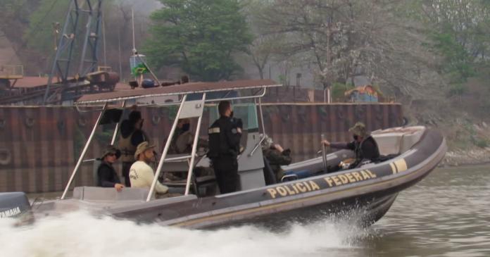 Polícial Federal deflagra operação