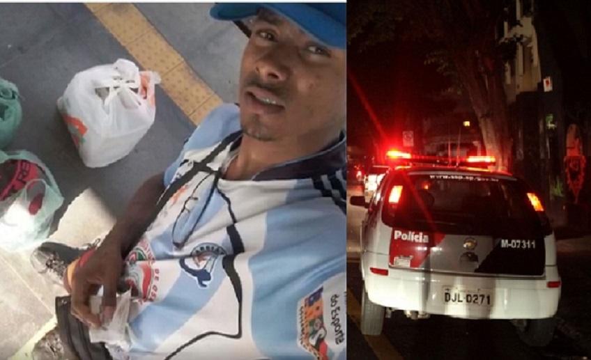 STJ determina que vão a júri policiais acusados da morte de ambulante