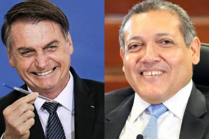 Bolsonaro oficializa o nome de Kássio Nunes para vaga de Celso de Mello no STF
