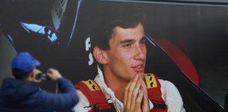 Frases de Ayrton Senna vão iluminar centro de Ímola, na Itália