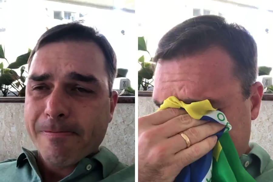 No caso das 'rachadinhas' STF nega recurso de Flávio Bolsonaro para anular as decisões de juiz