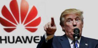 Pressão de Donald Trump é motivo de banimento da Huawei no Reino Unido