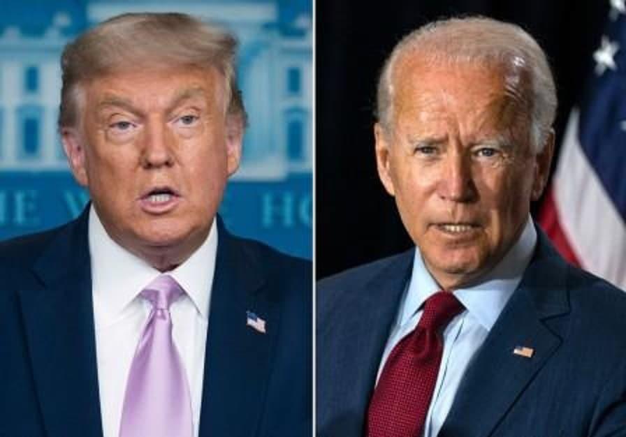 """Trump diz que não irá participar de debate com Biden """"é ridículo"""""""