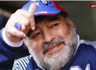 Ao vivo : Corpo de Maradona é velado na Casa Rosada