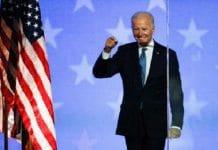 Biden leva Michigan e Wisconsin e já fala como vencedor