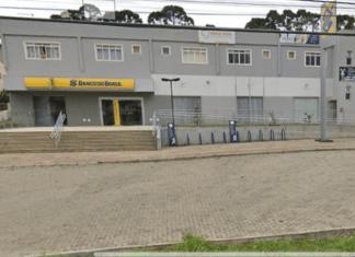 Agência do Banco do Brasil é alvo de bandidos na Grande Curitiba