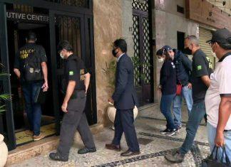 Lava Jato cumpre mandatos contra ex-secretário de transportes do Rio, Júlio Lópes