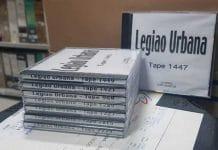 Polícia encontra material inédito de Renato Russo em deposito de gravadora