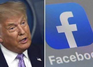 Facebook bane Donald Trump por tempo indeterminado do Facebook e do Instagram
