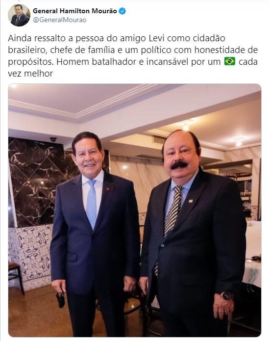 Levy Fidelix morre aos 69 anos em São Paulo
